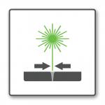 Laserlassen Icoon