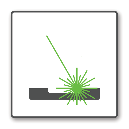 Laserbewerking - Lasergraveren